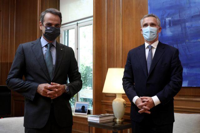 Στόλτενμπεργκ : Πολύτιμος σύμμαχος του ΝΑΤΟ η Ελλάδα   tovima.gr