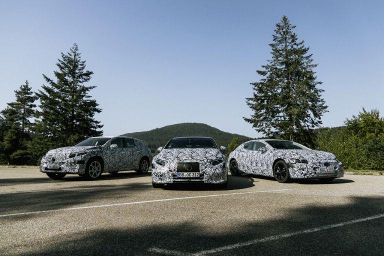 Mercedes-Benz: Από την EQS και την EQE σε νέα ηλεκτρικά SUV | tovima.gr