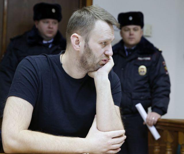 Ναβάλνι : Με εντολή Πούτιν με δηλητηρίασαν οι ρωσικές μυστικές υπηρεσίες | tovima.gr