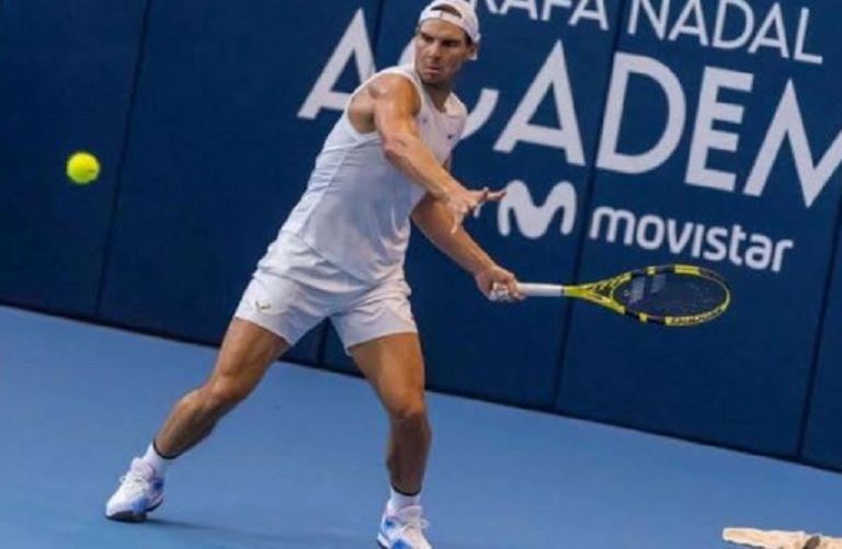 Ο Ναδάλ συνεχίζει να γράφει ιστορία στο Roland Garros | tovima.gr