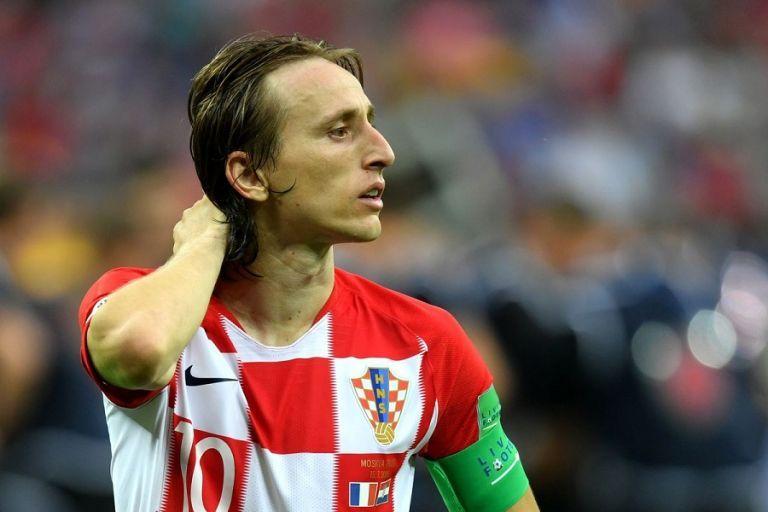 Μόντριτς : «Στη Κροατία παίζαμε μπάλα και δίπλα έπεφταν βόμβες» | tovima.gr