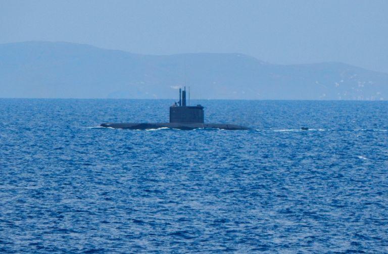 Ακόμη ψάχνουν οι Τούρκοι τα ελληνικά υποβρύχια   tovima.gr