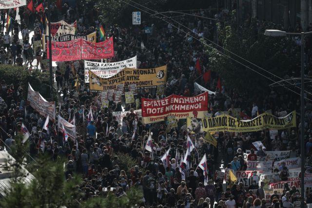 Τσίπρας: Ο λαός της Αθήνας δίνει την ετυμηγορία για την Χ.Α. | tovima.gr