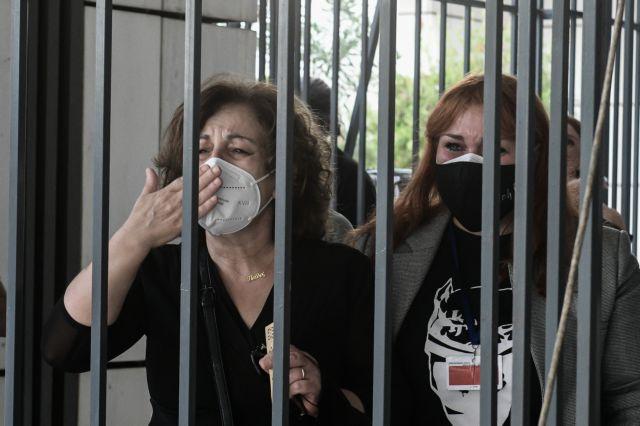 Δίκη Χρυσής Αυγής – Μάγδα Φύσσα: «Παύλο μου νικήσαμε» | tovima.gr