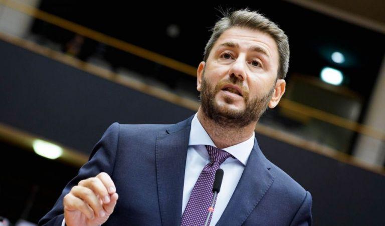 Ανδρουλάκης: Αποκλείστε τον Γιάννη Λαγό από το Ευρωκοινοβούλιο | tovima.gr