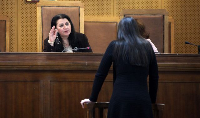 Μαρία Λεπενιώτη: Η Πρόεδρος που δίκασε τα εγκλήματα της Χρυσής Αυγής   tovima.gr