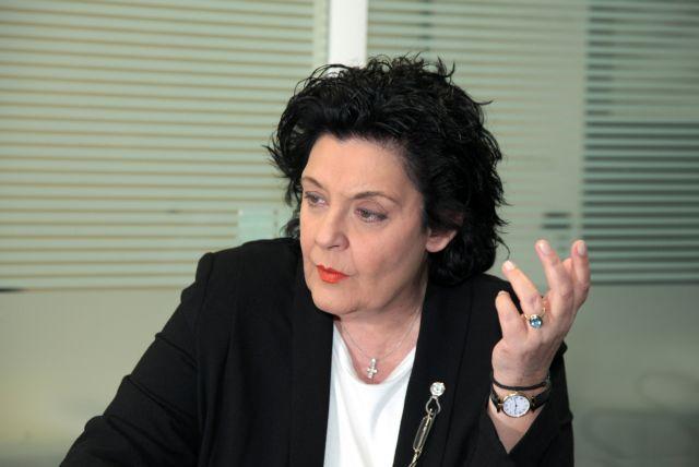 Κανέλλη στο MEGA : Αν δεν αντισταθείς και δεν τον τσακίσεις, ο φασισμός μόνος του δεν φεύγει   tovima.gr