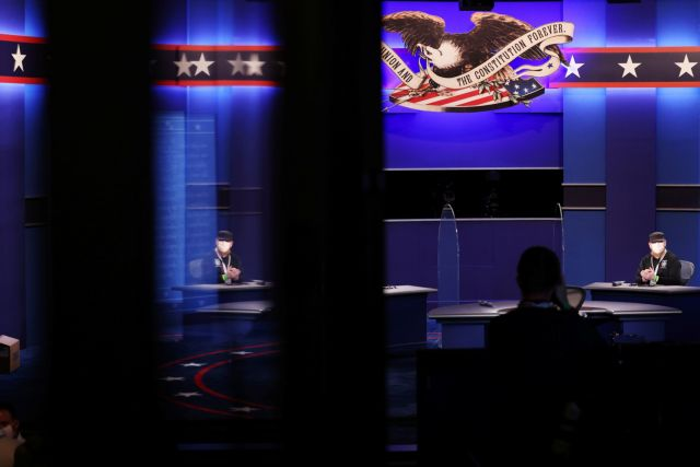 Τα κρίσιμα debates των αμερικανικών εκλογών στο MEGA | tovima.gr