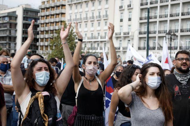 Κορωνοϊός -Κικίλιας : Συνιστά προσοχή στους διαδηλωτές κατά της  Χρυσής Αυγής λόγω συνωστισμού | tovima.gr