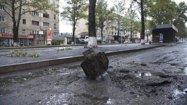 ΕΕ: Ανησυχία για διεθνοποίηση της σύγκρουσης στο Ναγκόρνο Καραμπάχ   tovima.gr