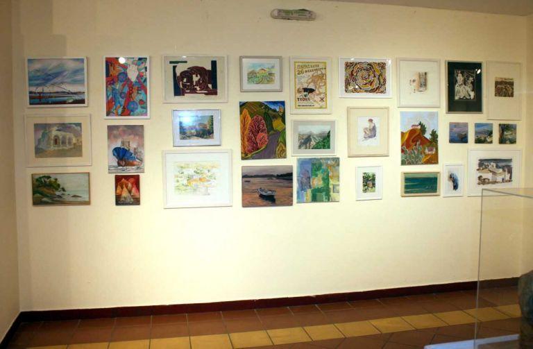 26η έκθεση 'Εργων Τέχνης και Λόγου από τα «Χαρούμενα Παιδιά» | tovima.gr