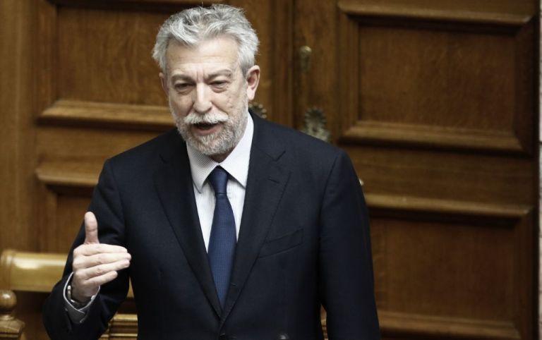 Παραίτηση Κοντονή από την ΚΕ ΣΥΡΙΖΑ | tovima.gr