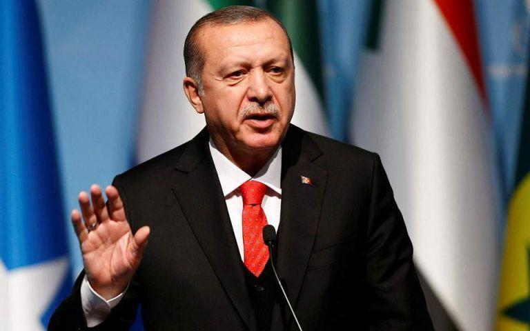 Δυναμιτίζει το κλίμα ο Ερντογάν: Δεν υποχωρούμε σε Αιγαίο και Μεσόγειο | tovima.gr