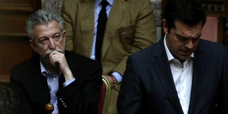 Ο ΣΥΡΙΖΑ διέγραψε τον Κοντονή | tovima.gr