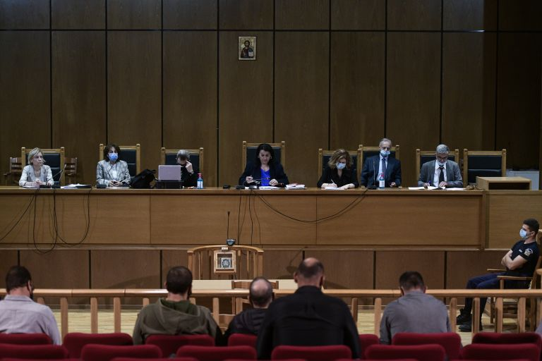 Χρυσή Αυγή : Τη Δευτέρα ο νέος γύρος για τα ελαφρυντικά και οι αποφάσεις του δικαστηρίου | tovima.gr