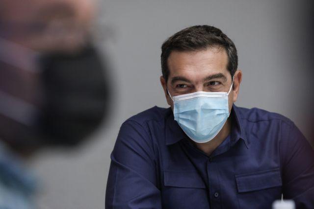 Πλήρη διαφάνεια επιδημιολογικών στοιχείων ζητάει ο Αλέξης Τσίπρας   tovima.gr