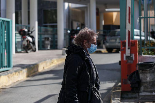 Παγώνη στο MEGA για Αττική: Θα έπρεπε να γίνεται χρήση μάσκας στους εξωτερικούς χώρους | tovima.gr