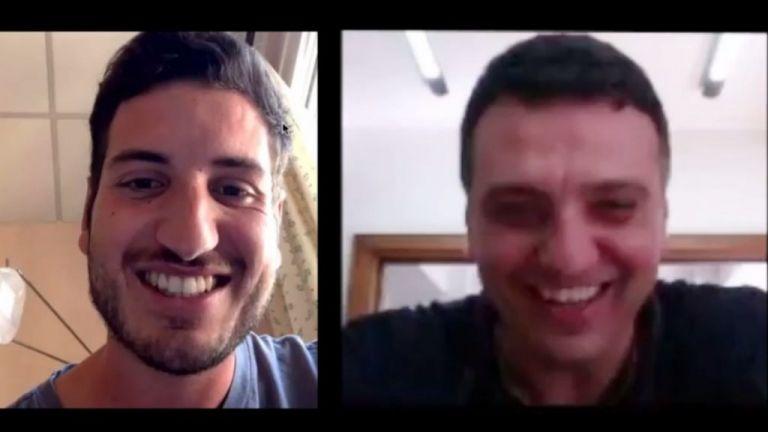 Κορωνοϊός: Εξιτήριο για τον 25χρονο που είχε διασωληνωθεί – Συνομίλησε με τον Κικίλια | tovima.gr