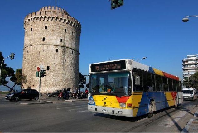 Θεσσαλονίκη : Θετικοί στον κορωνοϊό 30 εργαζόμενοι του ΟΑΣΘ | tovima.gr