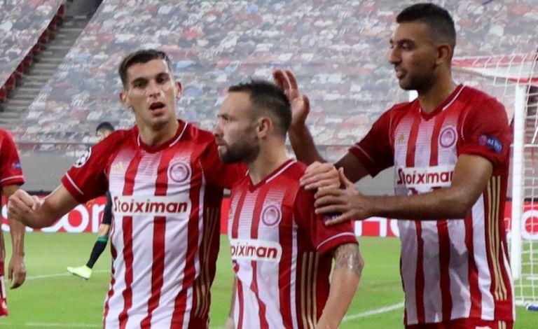 Ολυμπιακός : Ισοπαλία με τον Λεβαδειακό, δεν έπαιξε ο Πέπε | tovima.gr