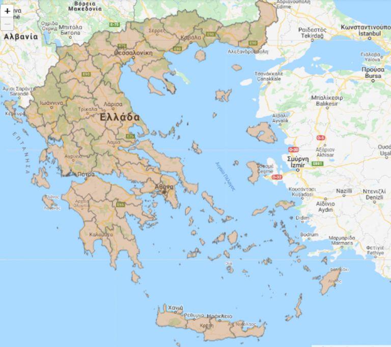 Κορωνοϊός: Αποκαλυπτήρια για τον χάρτη προστασίας – Πώς θα λειτουργεί | tovima.gr