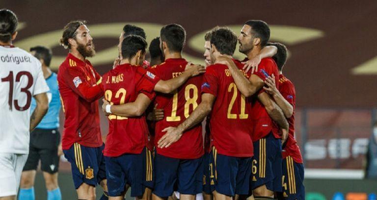 Nations League : Στην κορυφή η Ισπανία, πέρασε από την Ουκρανία η Γερμανία   tovima.gr