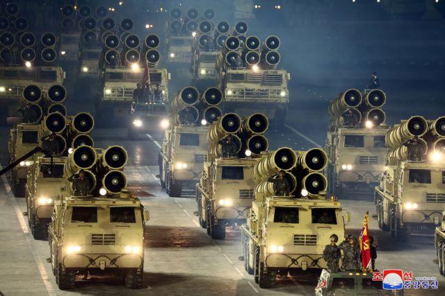 Διηπειρωτικό πύραυλο παρουσίασε η Βόρεια Κορέα – Άμεση αντίδραση των ΗΠΑ   tovima.gr