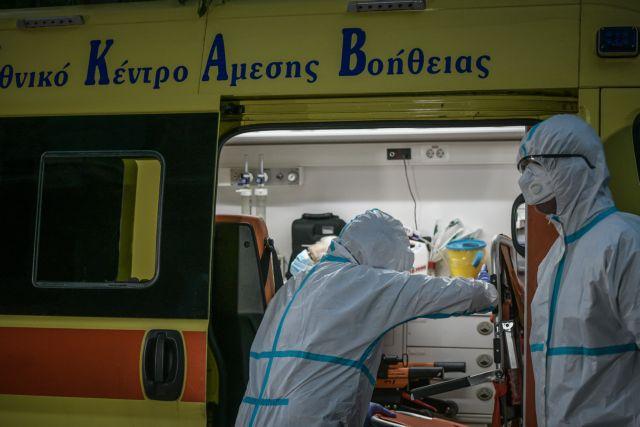 Κορωνοϊός: Ακόμη τρεις θάνατοι μέσα σε λίγες ώρες   tovima.gr