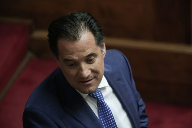 Γεωργιάδης στο MEGA: Με την αλλαγή του Ποινικού Κώδικα ο Τσίπρας προσέφερε στην Χρυσή Αυγή ευνοϊκότερες ποινές | tovima.gr