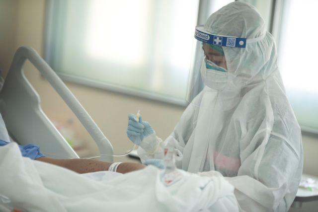 Κορωνοϊός : 2 θάνατοι σε λίγες ώρες – Αγωνία για τους 98 σε ΜΕΘ | tovima.gr