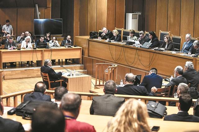 Χρυσή Αυγή : Ποια διαδικασία θα ακολουθηθεί στο Εφετείο μέχρι το τέλος της δίκης | tovima.gr