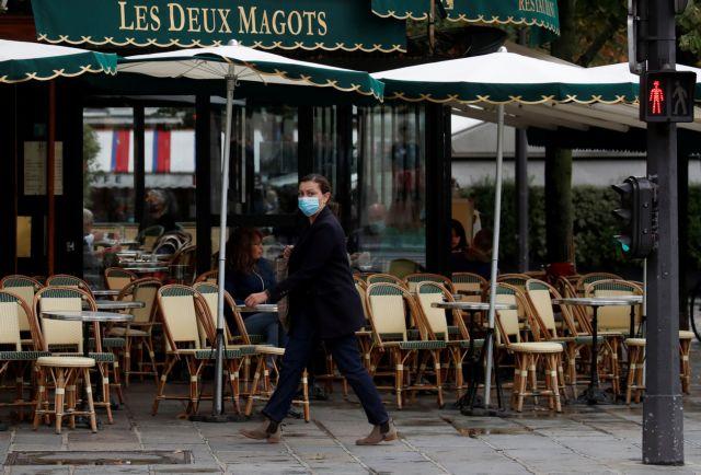 Γαλλία: Δεν αποκλείεται το γενικευμένο lockdown | tovima.gr