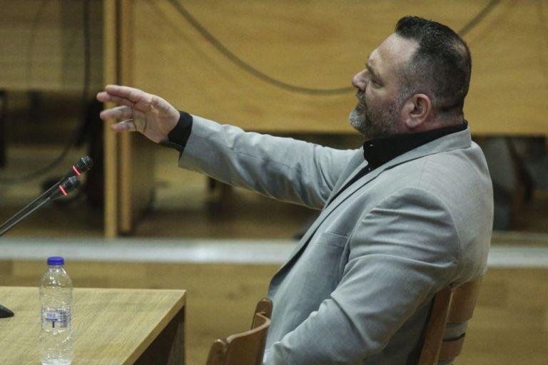 Χρυσή Αυγή – Λαγός: «Δεν μετανιώνω για τίποτα, ανθρωπάκια οι δικαστές» | tovima.gr