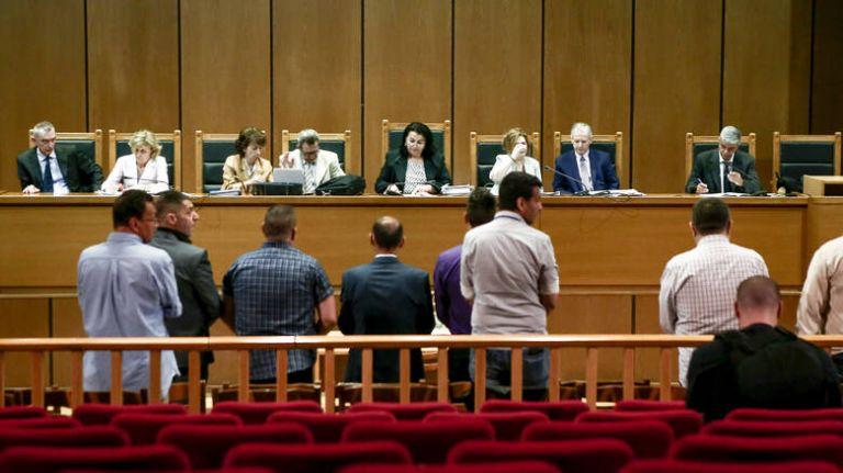 Δίκη Χρυσής Αυγής : Νέα σύνθεση εξετάζει το αίτημα Λαγού για εξαίρεση των δικαστών | tovima.gr