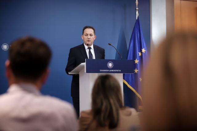 Η ενημέρωση από τον κυβερνητικό εκπρόσωπο Στέλιο Πέτσα (live)   tovima.gr