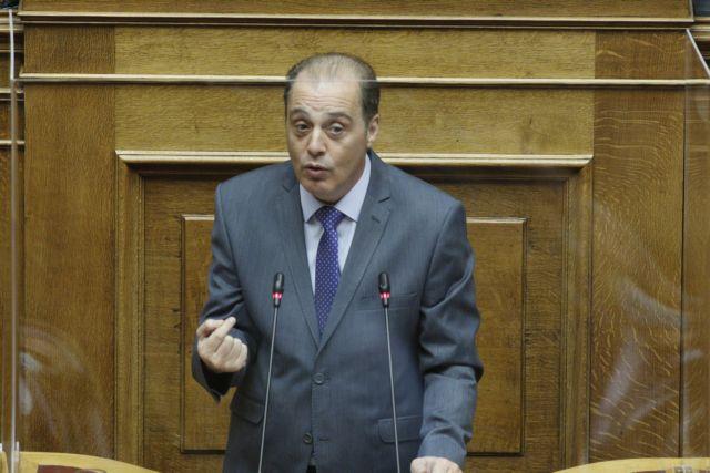 Βελόπουλος : Έλληνες και Ελληνίδες να εκπαιδευτούν στα όπλα   tovima.gr