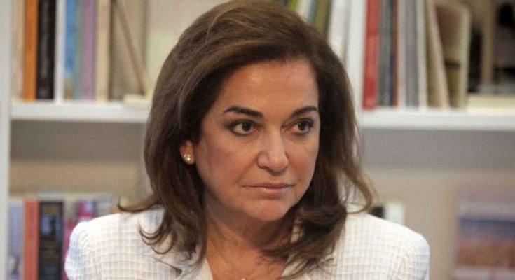 Μπακογιάννη: Κομματικά βλακώδες και πολιτικά επικίνδυνο το εξώφυλλο της Αυγής | tovima.gr