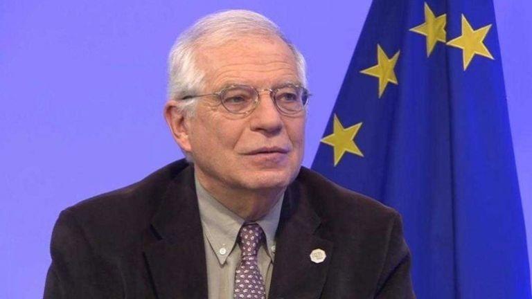 Μπορέλ : Ανησυχία ΕΕ από την απόφαση Ερντογάν για τα Βαρώσια | tovima.gr