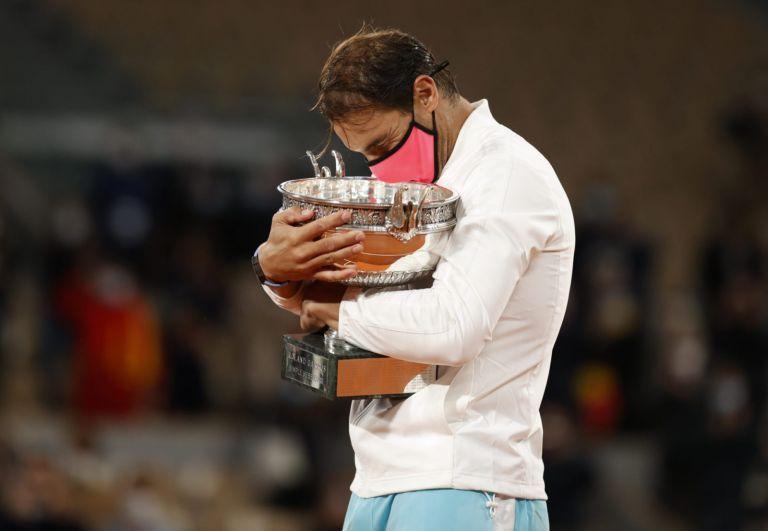 Επικό βίντεο : Τα 20 championship points του Ναδάλ σε Grand Slams | tovima.gr