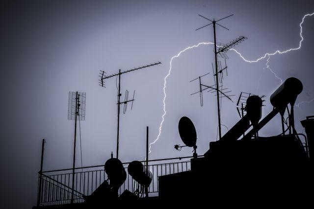Η κακοκαιρία έφερε 2.500 κεραυνούς και μεγάλα ύψη βροχής | tovima.gr