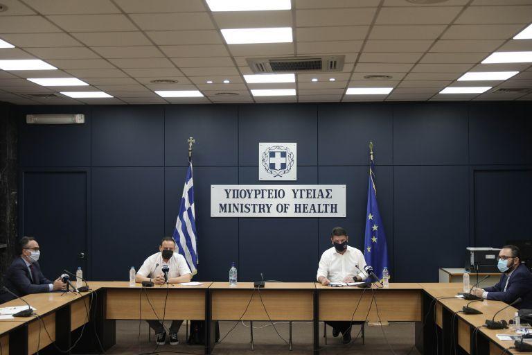 Κορωνοϊός – LIVE: Η ενημέρωση από Μαγιορκίνη και Χαρδαλιά   tovima.gr