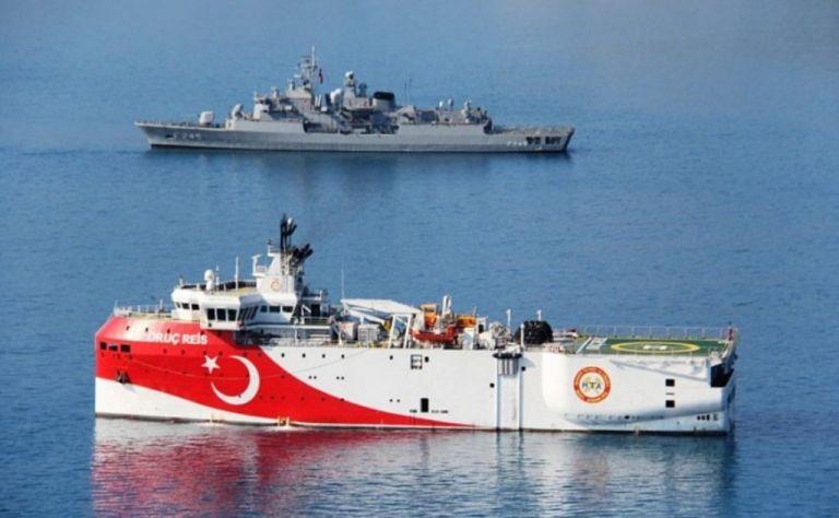 Oruc Reis : Πόλεμος νεύρων από Τουρκία – Και το Kanuni νότια του Καστελλόριζου | tovima.gr