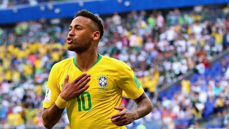 Δεύτερος σκόρερ στην ιστορία της Βραζιλίας ο Νεϊμάρ | tovima.gr