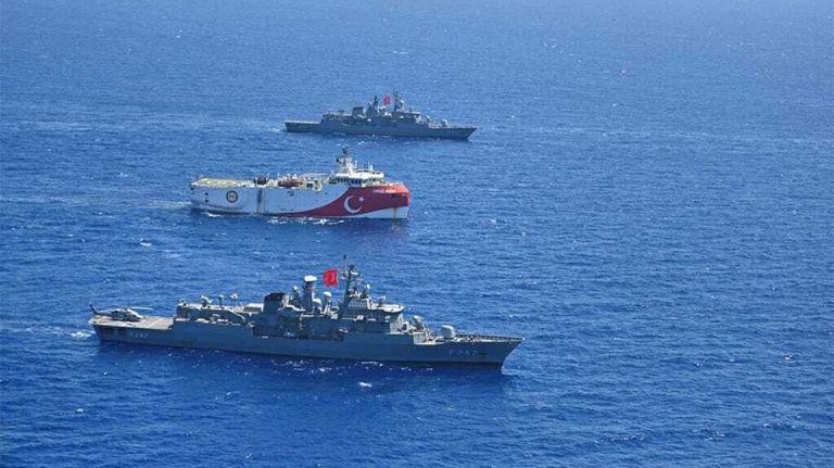 Ελληνοτουρκικά : Τεστάρει η Τουρκία, αντεπιτίθεται διπλωματικά η Αθήνα | tovima.gr