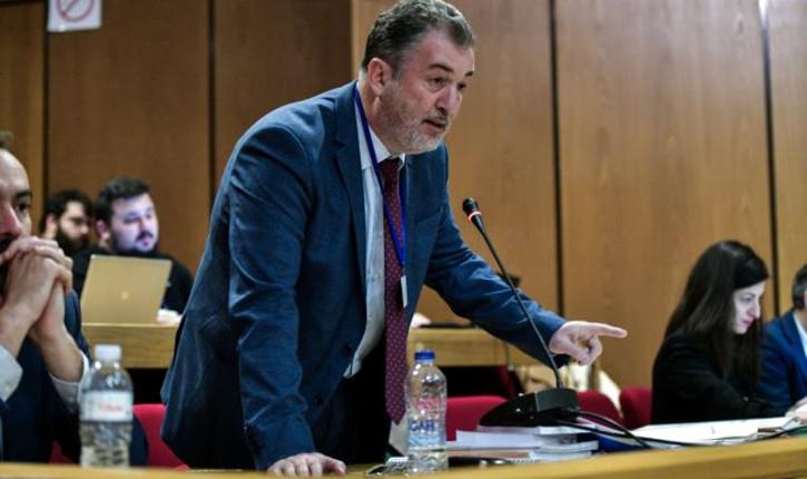 Παπαδάκης: Χαμηλές οι ποινές για τους συνεργούς της δολοφονίας Φύσσα | tovima.gr