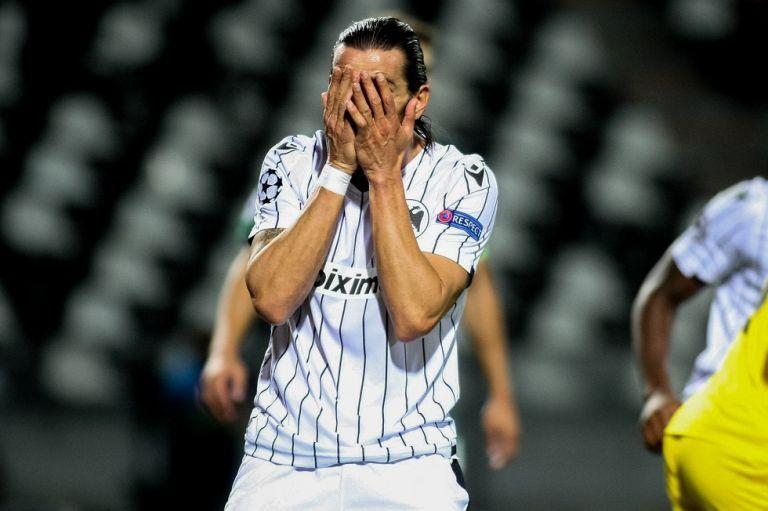ΠΑΟΚ : Δεν θα παίξει κόντρα στην ΑΕΚ ο Κρέσπο   tovima.gr