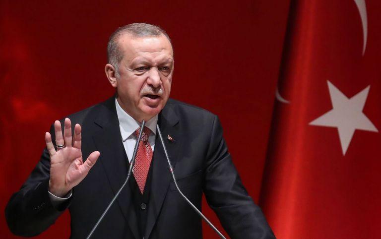 Editorial: Who will rein in Erdogan? | tovima.gr