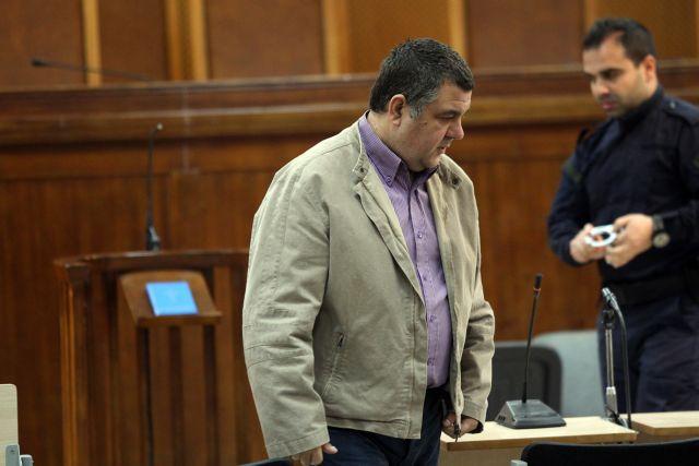 Χρυσή Αυγή: Ο Ρουπακιάς αποδέχεται τις ποινές  – Δεν υποβάλλει αίτημα αναστολής | tovima.gr