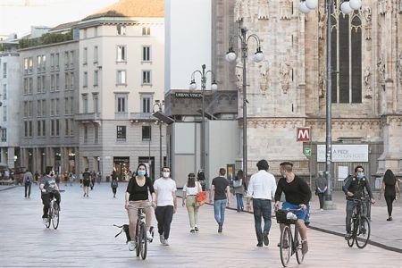 Πώς εξηγούνται οι ασύμμετρες συνέπειες της πανδημίας στην ΕΕ | tovima.gr