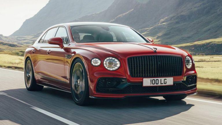 Bentley Flying Spur V8: Πρόλογος   tovima.gr